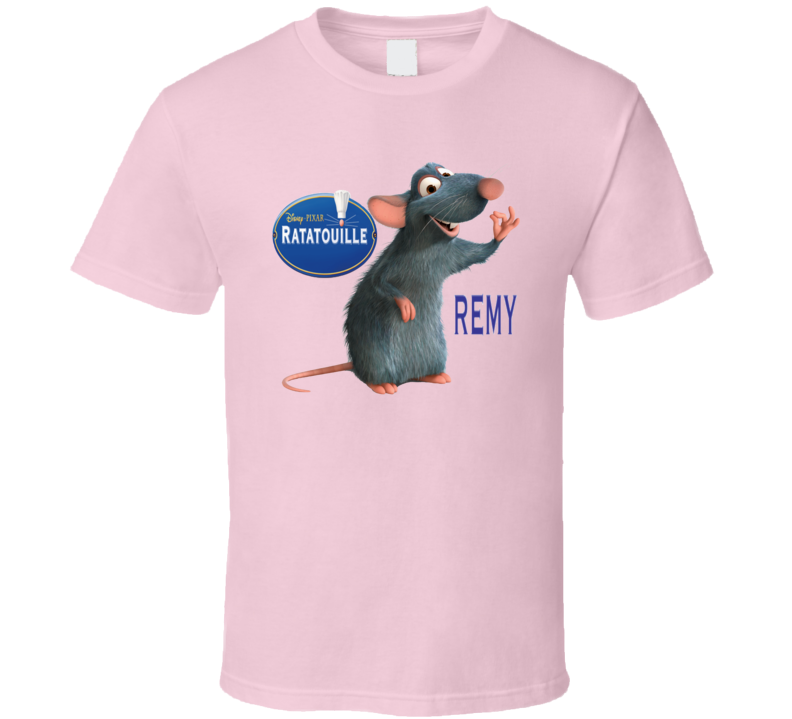 Ratatouille Remy  T Shirt