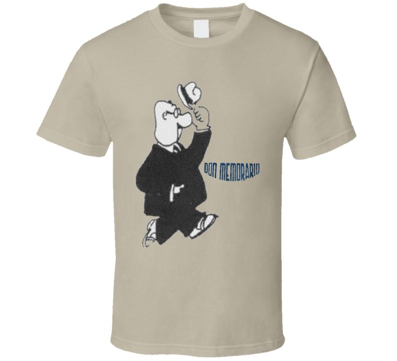 Don memorario Paquin Memorario T Shirt