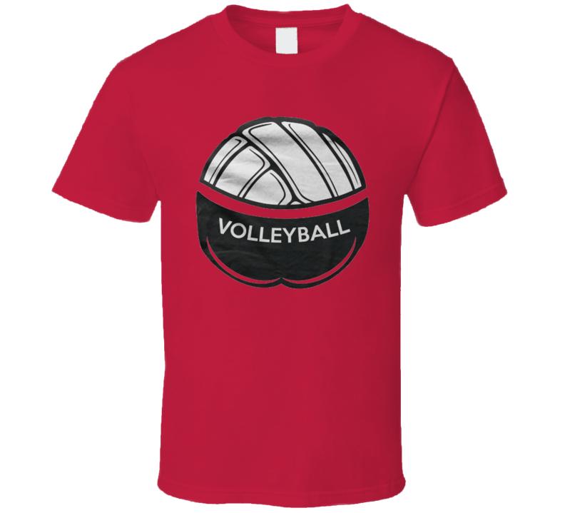 Volleyball Ball  T Shirt