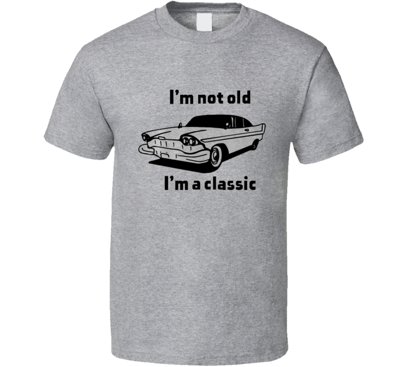 Classic Old Car  T Shirt