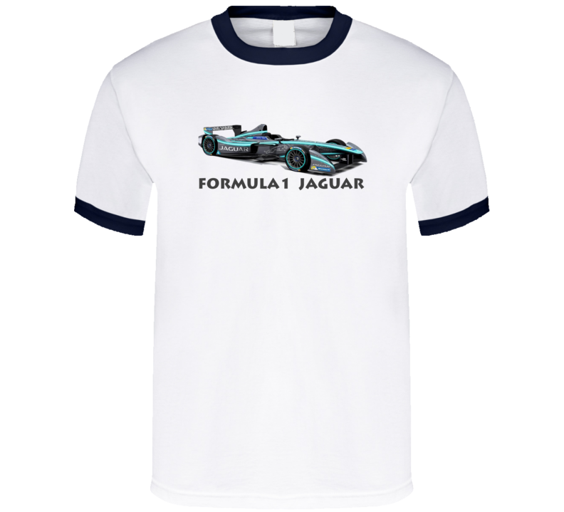 Car Formula 1 Jaguar in the future Cars T Shirt