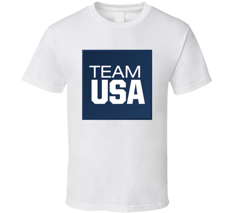 Team USA Country Usa T Shirt