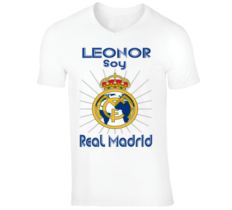 Leonor soy Real Madrid T Shirt