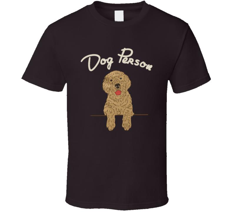 Dog Person Animal Pet T Shirt