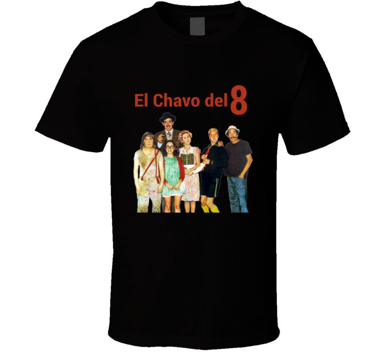 El Chavo del Ocho Chespirito  T Shirt