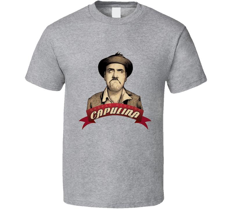 Capulina Gaspar Henaine T Shirt