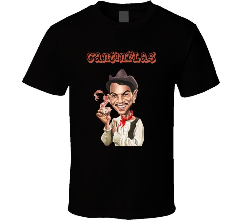 Cantinflas Fumando T Shirt