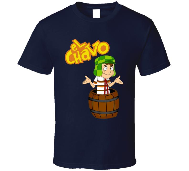 El Chavo del Ocho Chespirito El chavo T Shirt