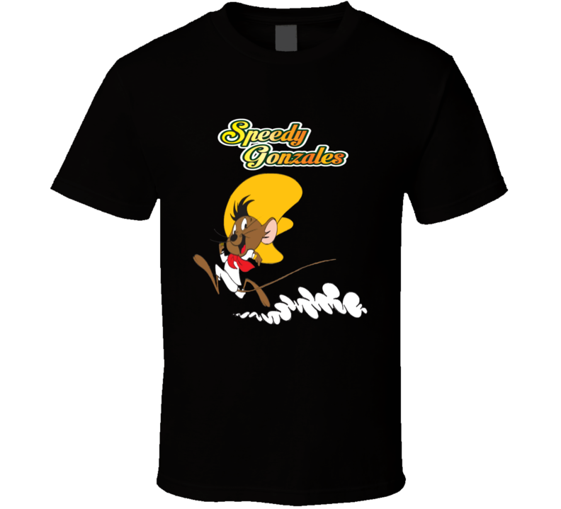 Speedy Gonzales Raton Mexicano  T Shirt