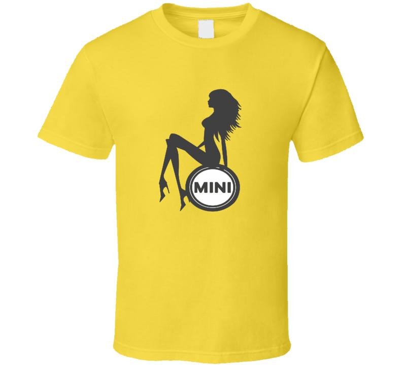 Woman Mini Sexy T Shirt