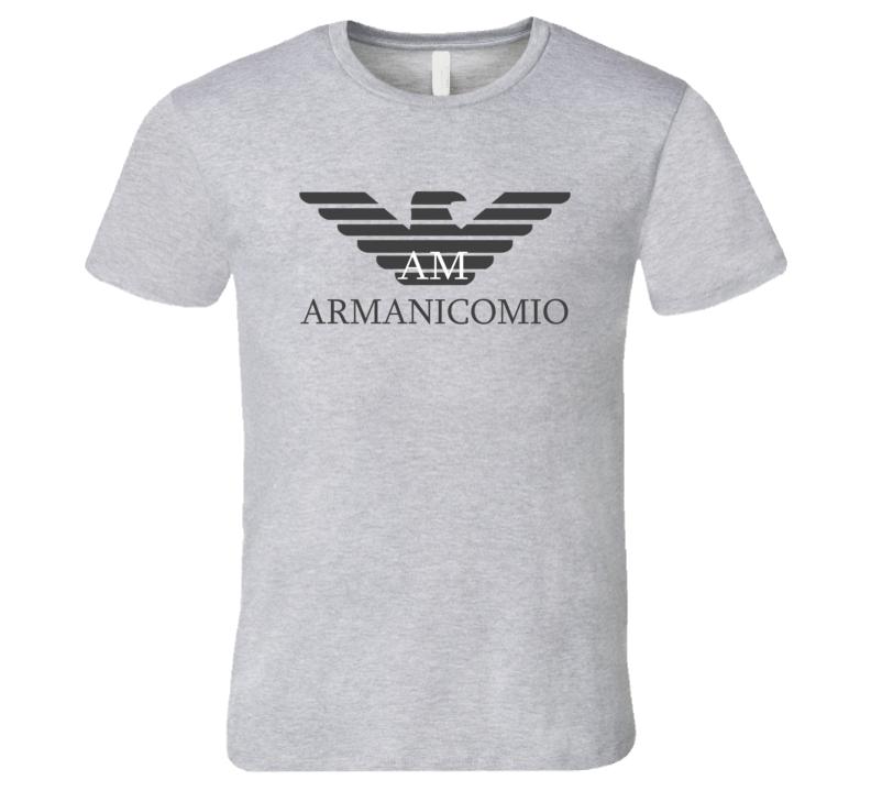 Giorgio Armani Armanicomio T Shirt