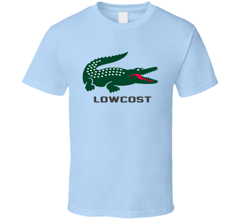 Low Cost Lacoste  T Shirt