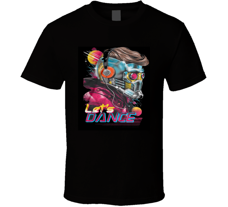Let's Dance Robot T Shirt