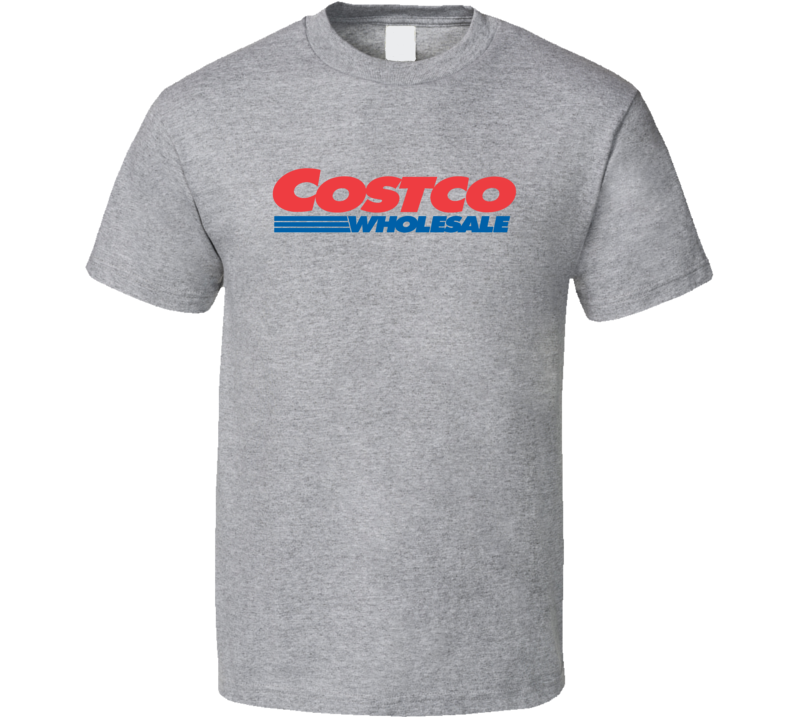 Costco Logo Wholesale T Shirt