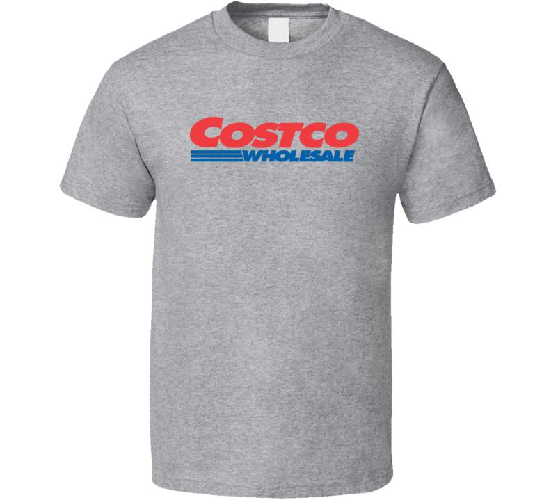 Costco Logo Wholesale T Shirt