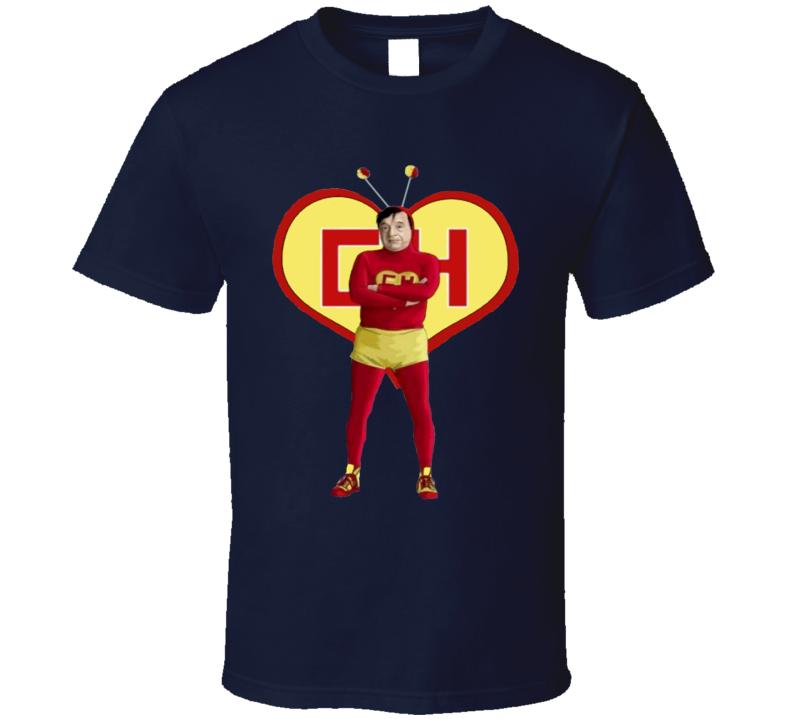 El Chapulin Colorado Chesprito T Shirt