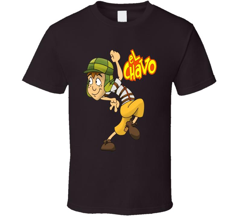 El Chavo del Ocho Bailando T Shirt