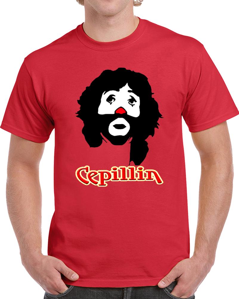 Cepillin Comediante Payaso  T Shirt
