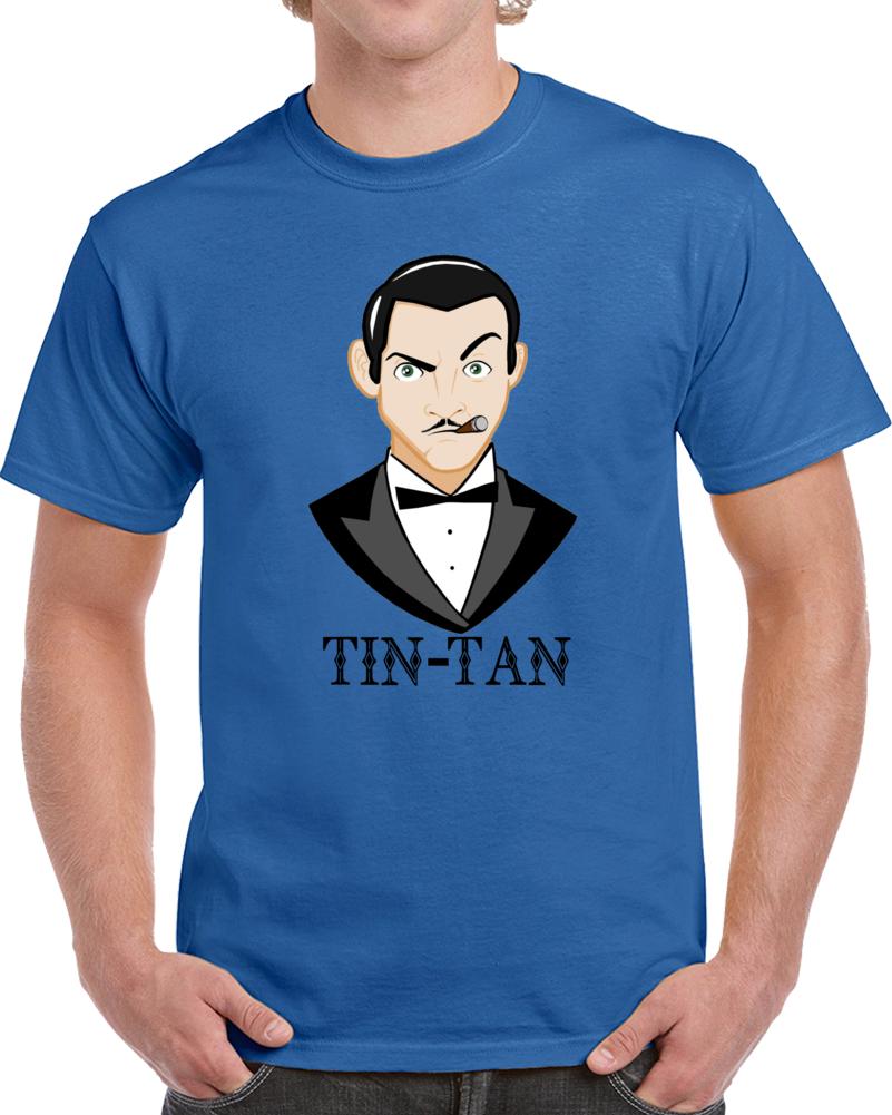 Tin Tan Con El Puro  T Shirt