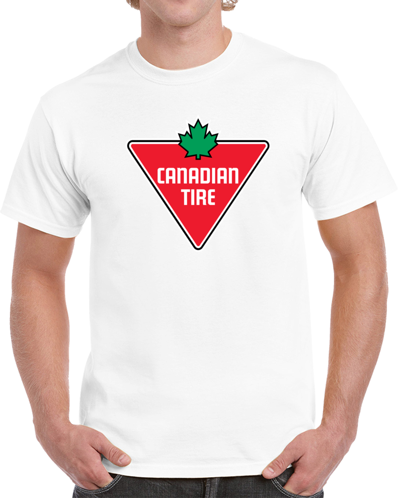 Canadian Tire Store Logo T Shirt