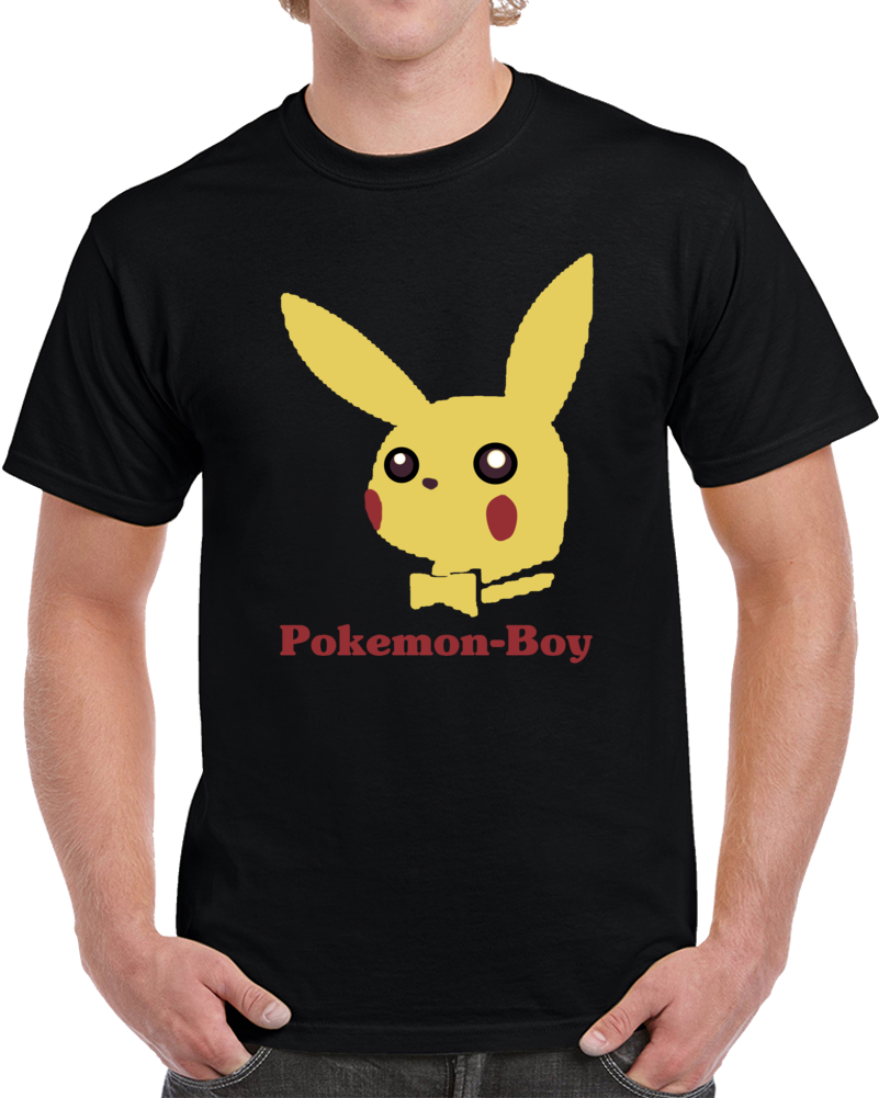 Pokemon Boy  T Shirt