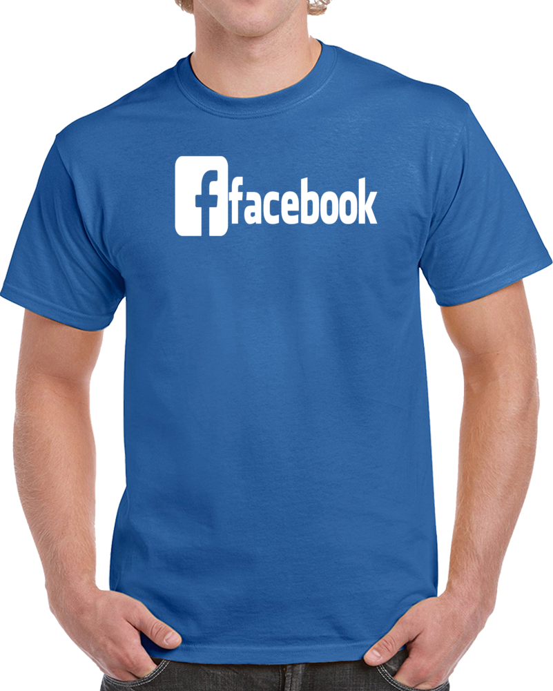 Facebook Logo T Shirt