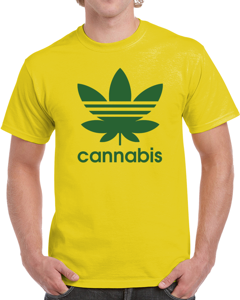 Cannabis Weed Marijuana Leaf   T Shirt