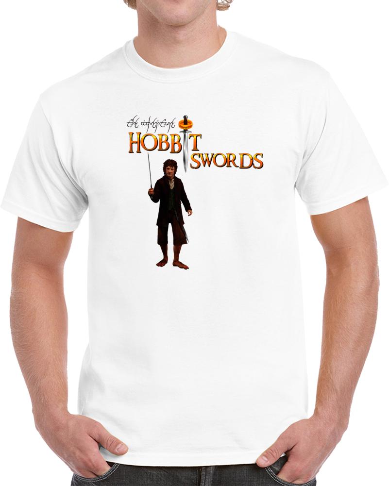 The Hobbit Bilbo Baggins  T Shirt
