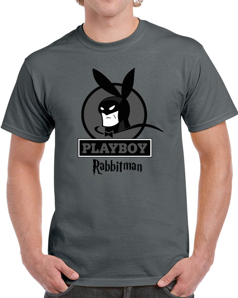 Batman Rabbitman   T Shirt