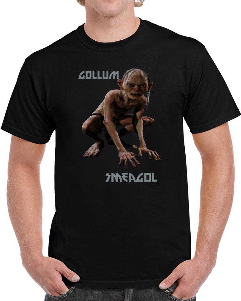 Gollum Smeagol  T Shirt