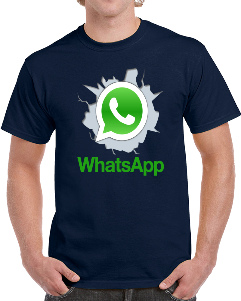 Whatsapp Logo  Whats App  T Shirt