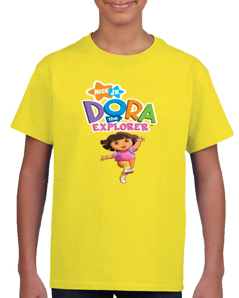 Nick Jr Dora The Explorer   T Shirt