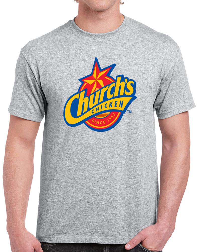 Church's Chicken Since 1952 Logo  T Shirt