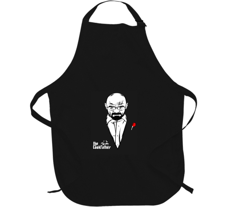 The Cook Father Breaking Bad Walter White   Apron