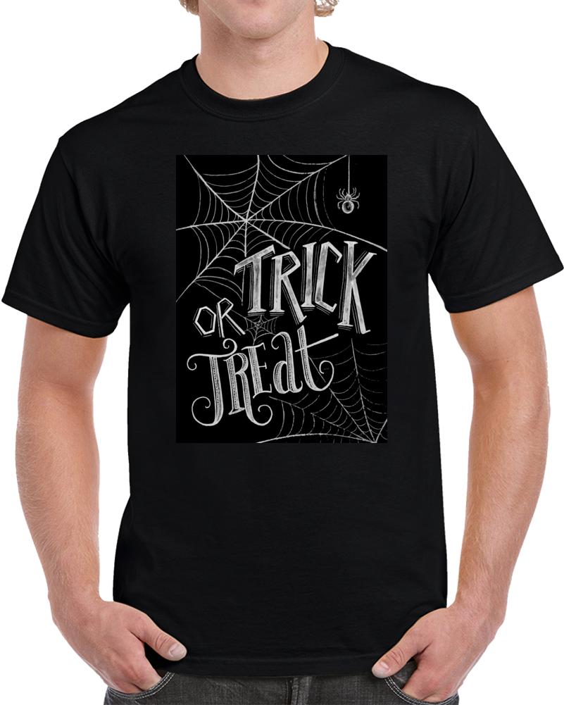 Halloween Trick Or Treat  T Shirt