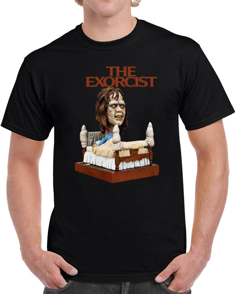 The Exorcist Horror T Shirt