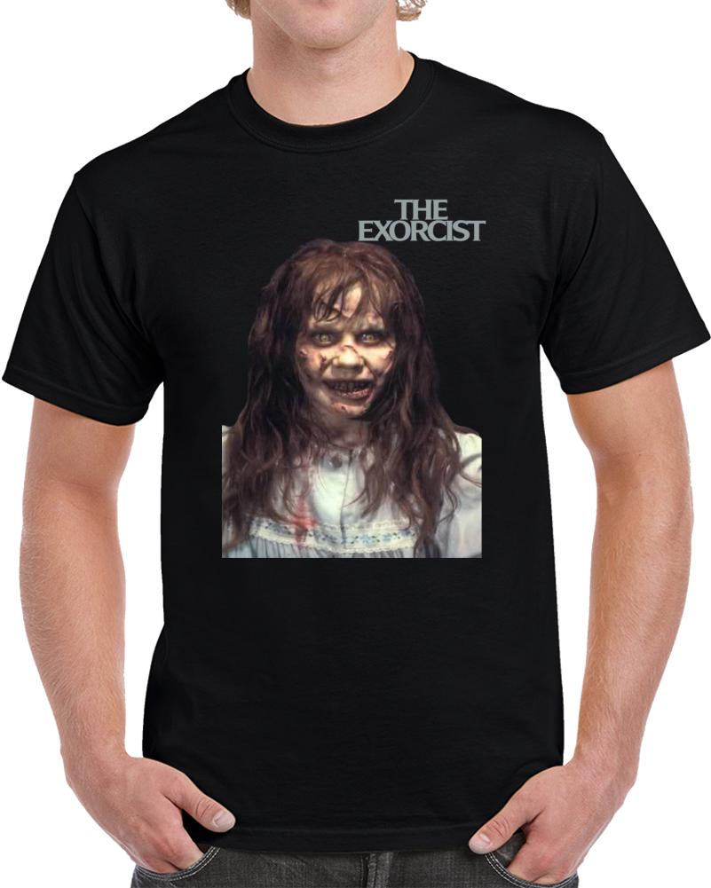 The Exorcist Girl T Shirt