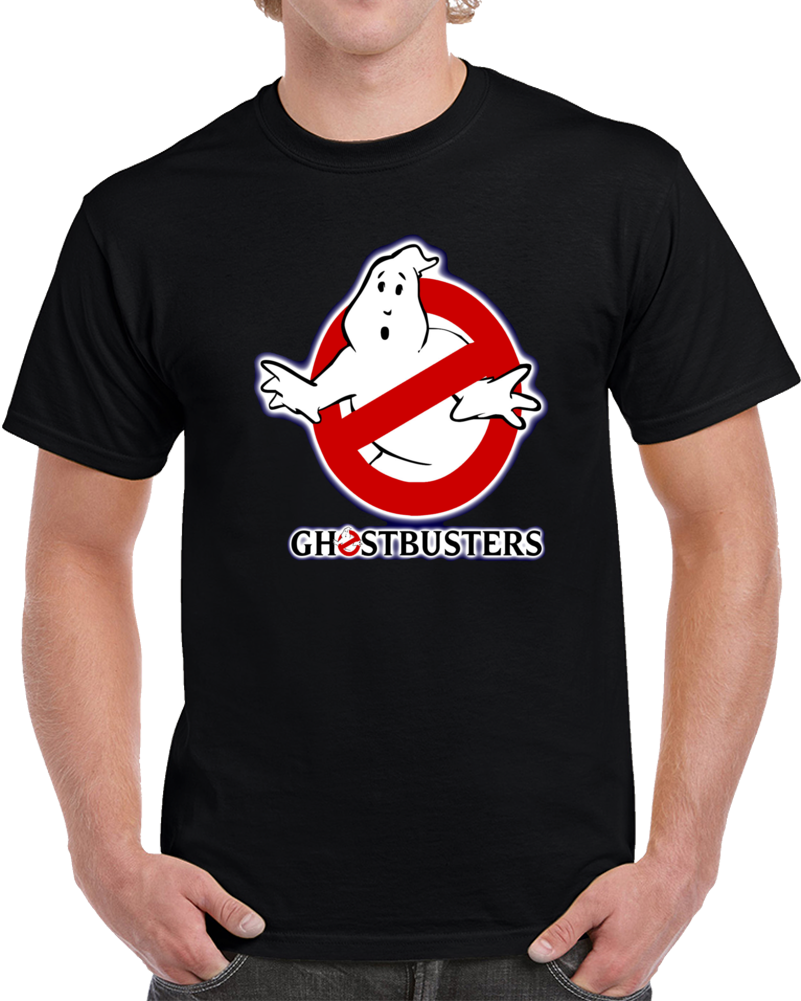 Ghostbusters  Logo T Shirt