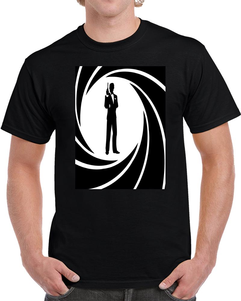 Agente 007 James Bond T Shirt