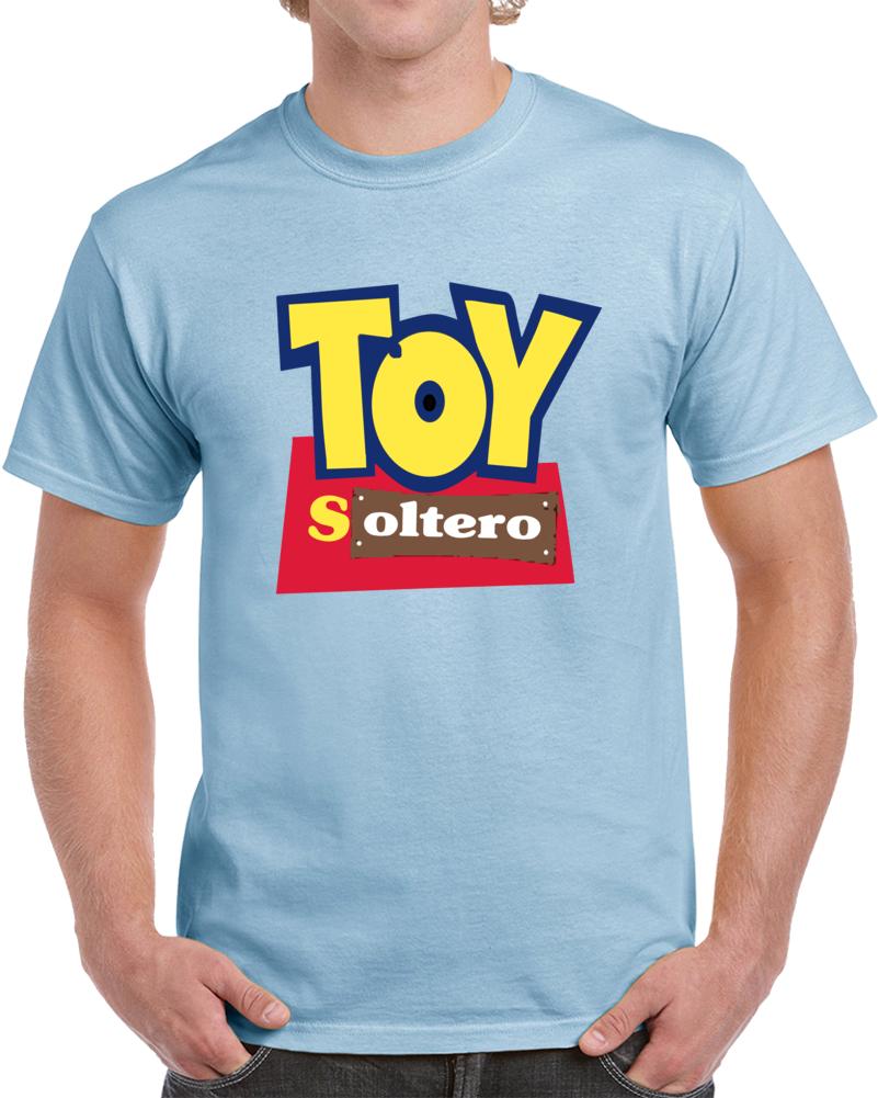 Toy Soltero Toy Story Logo  T Shirt