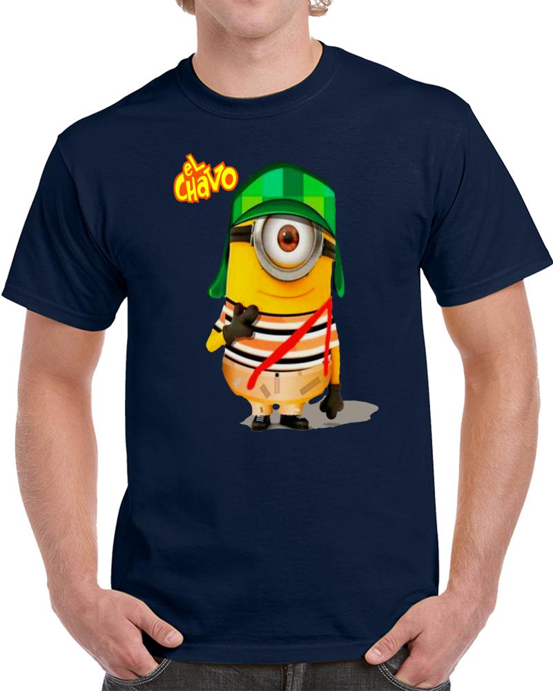 El Chavo Del Ocho Minion   T Shirt