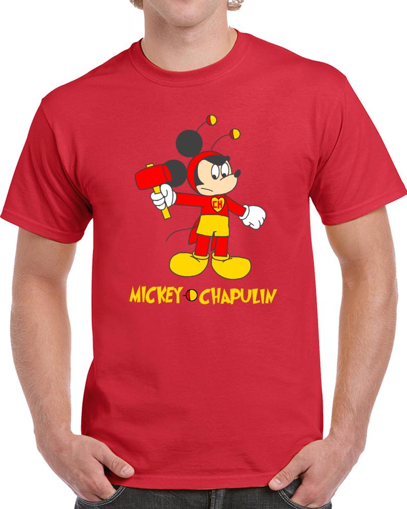 Mickey Chapulin Colorado   T Shirt