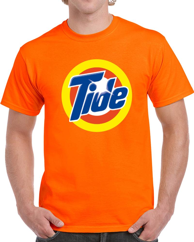 Tide Logo Detergent  T Shirt
