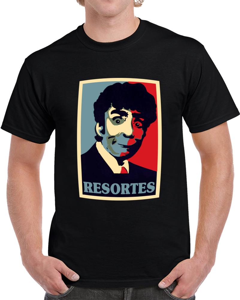 Resortes Comediante Mexicano  T Shirt