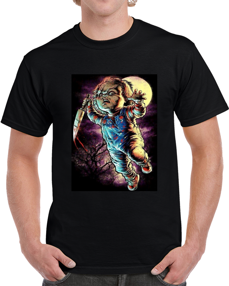 Chucky The Killer Doll T Shirt