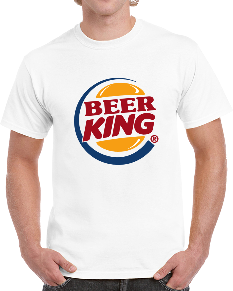 Beer King   T Shirt
