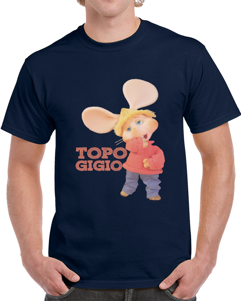 Topogigio Topo Gigio  T Shirt