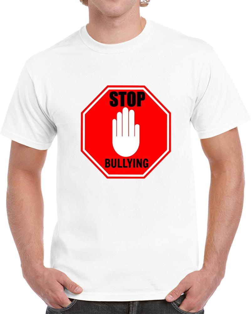Stop Bullying  T Shirt