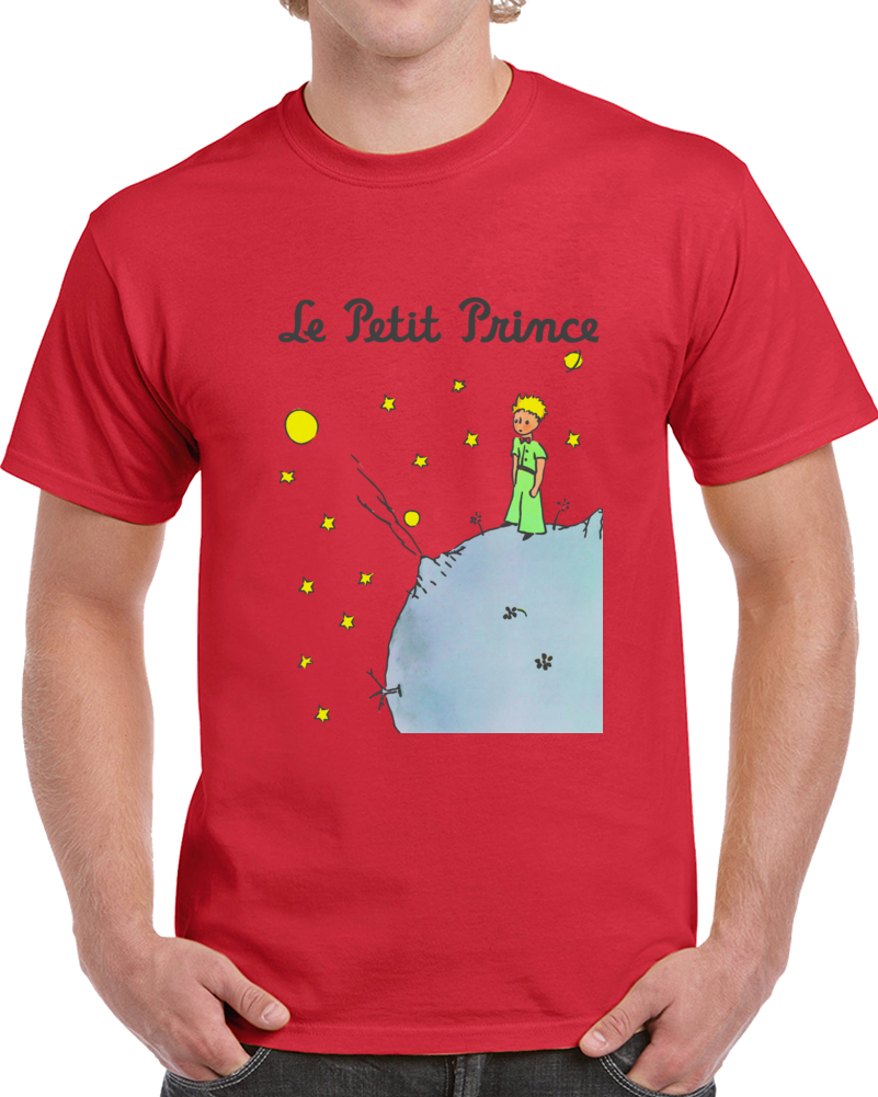 Le Petit Prince  T Shirt