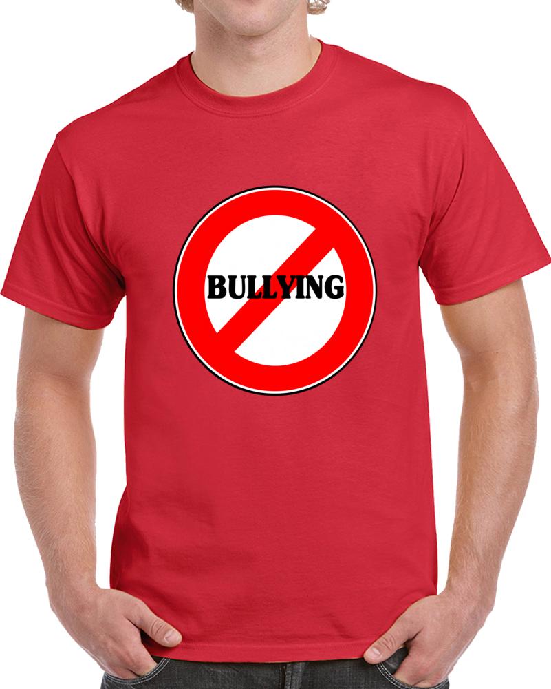 Stop  Bullies Bullying   T Shirt